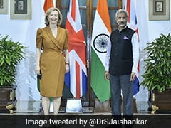 India, UK Say Need To Ensure Afghanistan Not Used To Attack Any Country
