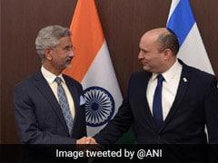 "Israeli Prime Minister Naftali Bennett Calls India A ""Huge Friend"""