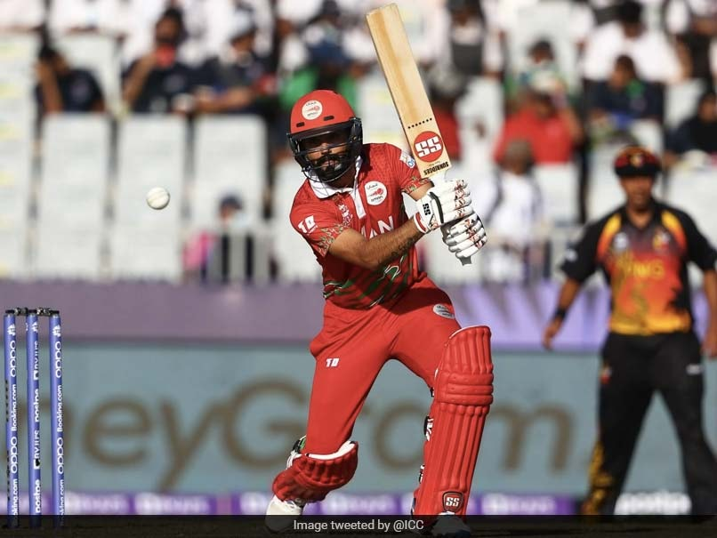 T20 World Cup 2021, Oman vs PNG: Oman Cruise To 10-Wicket Win Over PNG In Tournament Opener