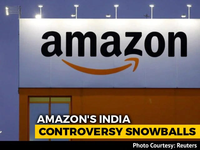 Video : Amazon Accused by US Lawmakers of Possibly Lying About Its Practices to Congress