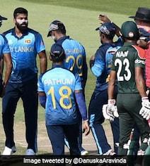Watch: Lahiru Kumara, Liton Das Involved In Heated Exchange In T20 WC
