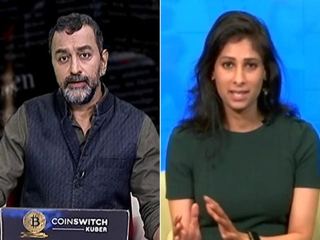 Video : India Has 50% Vaccinated, But 3rd Wave Risk Remains: IMF's Gita Gopinath
