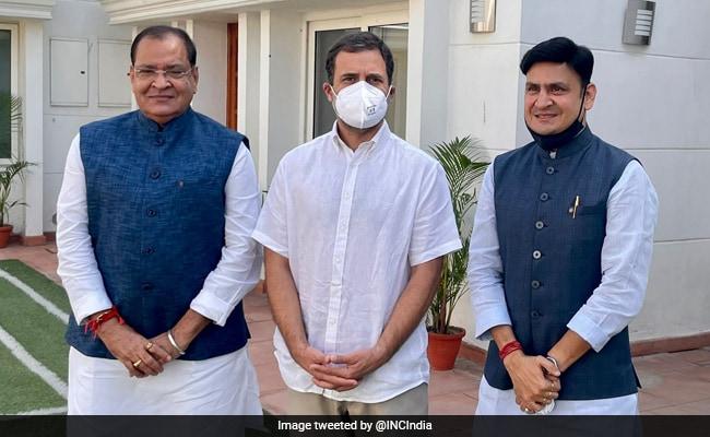 Uttarakhand Minister Yashpal Arya, his son joins Congress after leaving BJP