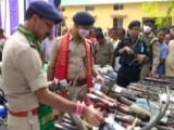 Video : Over 500 Poachers Surrender In Assam, To Get Financial Aid For Work