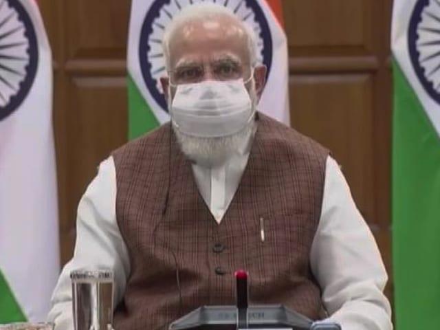 Video : PM Modi Meets 7 Indian Covid Vaccine Makers After Billion-Dose Milestone
