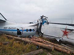 16 Killed After Plane Crashes In Russia: Ministry