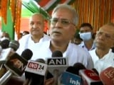 Video : Chhattisgarh's Bhupesh Baghel Gets UP Elections Role Amid Congress Tumult