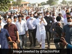 """""""They Are Being Killed"""": Sachin Pilot Slams Centre Over Farmers' Issues"""