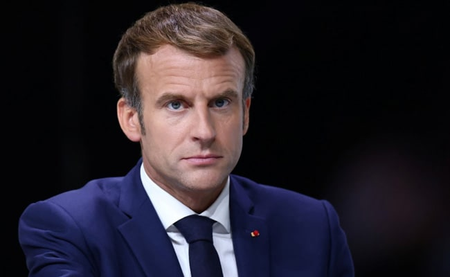 French EU Presidency To Push For End To Death Penalty Globally: Emmanuel Macron
