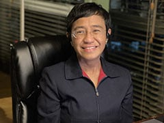 Without Facts, No Truth, No Democracy: Nobel Peace Winner Maria Ressa To NDTV - Full Transcript
