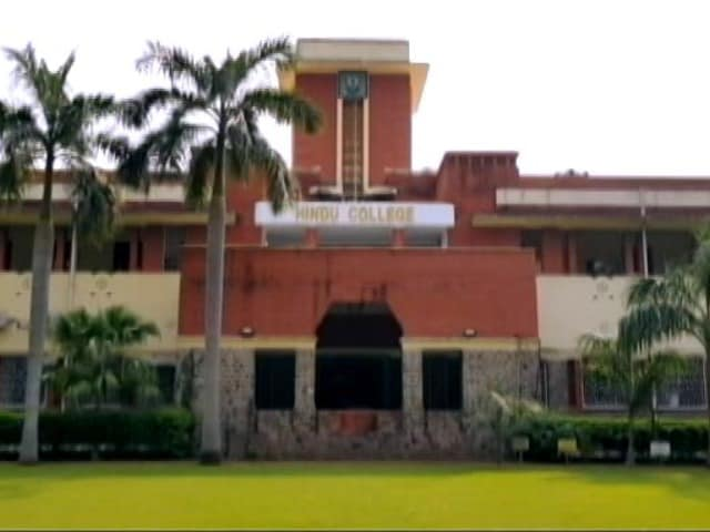 Video : DU Admissions: Over 30,000 Applications Were Received On Opening Day