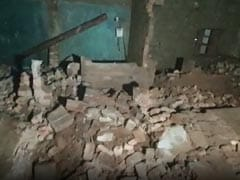 7 Dead As House Collapses In Karnataka District