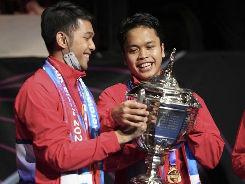 Thomas Cup: Indonesia Defeat China, Claim Title After 19 Years
