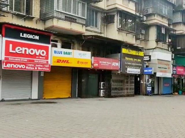 Video : Maharashtra Bandh: Bus Services Affected, Shops Closed In Mumbai