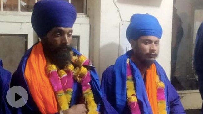 Video | 2 More 'Nihangs' Surrender Over Gruesome Killing At Farmers' Protest