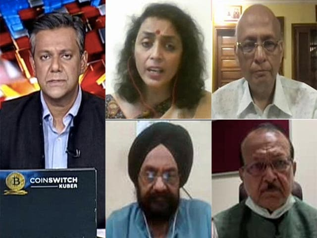 """Video : Yogi Sarkar """"Arrests"""" Opposition Leaders: Sign Of Political Nervousness?"""