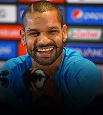 Watch: Oman Cricketer Mimics Shikhar Dhawan's Iconic Celebration