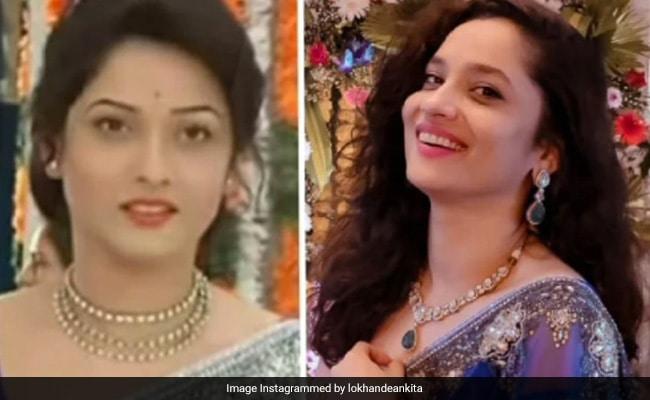Ankita Lokhande's OOTD Is A Saree She Wore On Pavitra Rishta In 2014. See Pics