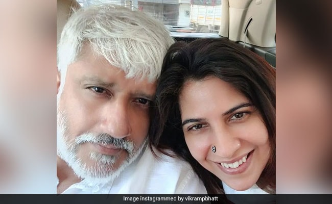 'Haven't Interacted With Shwetambari Soni, My Bond With My Father Matters': Vikram Bhatt's Daughter
