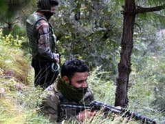 Anti-Terror Ops In J&K Forest Enter Day 13; Drones, Helicopters Called In