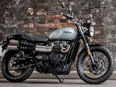2021 Triumph Street Scrambler Launched At Rs. 9.35 Lakh