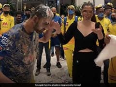 Watch: Deepak Chahar's CSK Teammates, Led By MS Dhoni, Did This After He Proposed To Girlfriend