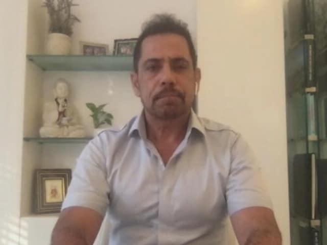 "Video : Our Children Ask ""Is Ma OK?"": Robert Vadra On Priyanka Gandhi's Arrest"