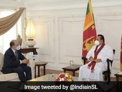 Foreign Secretary Harsh Vardhan Shringla Holds Talks With Sri Lanka's PM