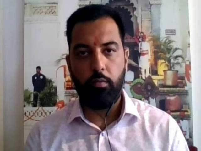 Video : People Need To Be Educated About Sanitisation: Prince Lakshyaraj Singh Mewar