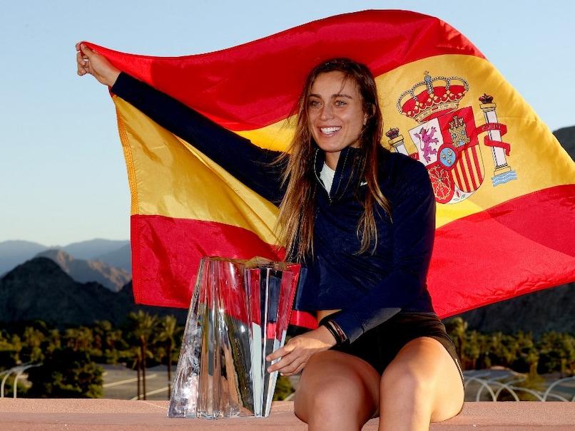 Spains Paula Badosa Beats Victoria Azarenka To Capture Indian Wells Title