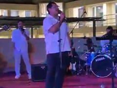 "Meghalaya Chief Minister Conrad Sangma Sings ""Summer Of '69"", Netizens Amazed"