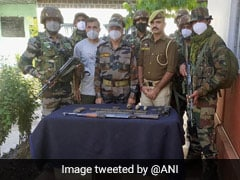 Security Forces Bust Hideout In Jammu And Kashmir; Arms And Ammunition Recovered