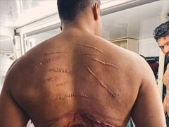 """""""Cuts That Didn't Make The Cut:"""" Vicky Kaushal Shares Pic From <i>Sardar Udham</i> Makeup"""