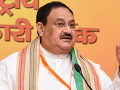 BJP Chief To Visit Ghaziabad To Celebrate Vaccination Milestone: Report