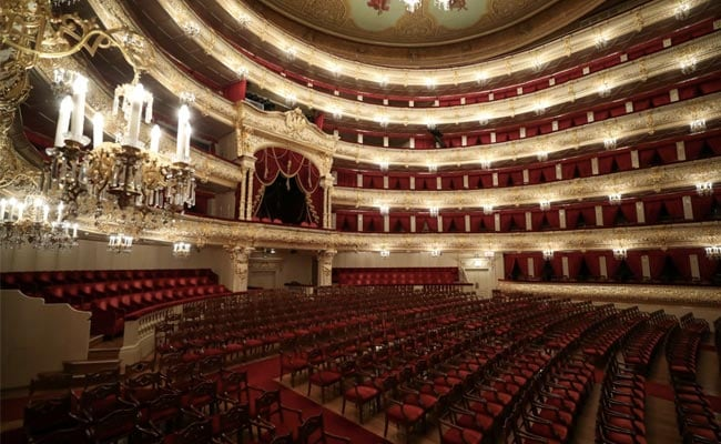 Theatre Performer Killed In Accident On Stage During Opera In Russia