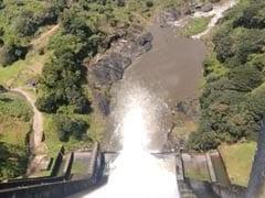 Watch: Cheruthoni Dam Gates Open To Control Water Levels In Kerala