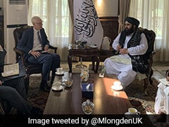 Top British Envoy Holds Kabul Talks With Taliban Leaders