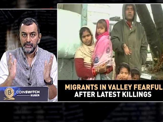 Video : Kashmir Killings: Questions Over Centre's Claims