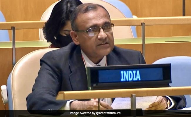 Will Ramp Up Production Capacity As New Indian Vaccines Come On Stream: India At UN