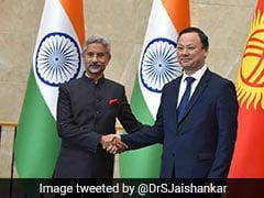 """""""Any Instability Will..."""": S Jaishankar Says India Tracking Afghanistan Developments"""