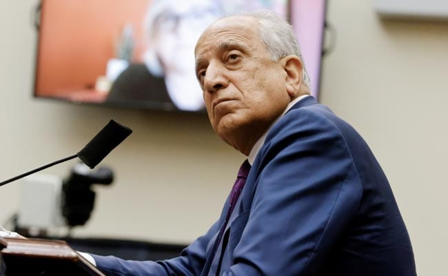 Failed for violent withdrawal, US envoy to Afghanistan Zalmay Khalilzad leaves