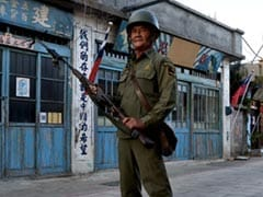 How Taiwan's Model Soldiers Pointed Guns At China From Secret Bunkers