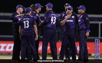 T20 World Cup 2021: Scotland Beat Bangladesh By 6 Runs In Their 1st Match