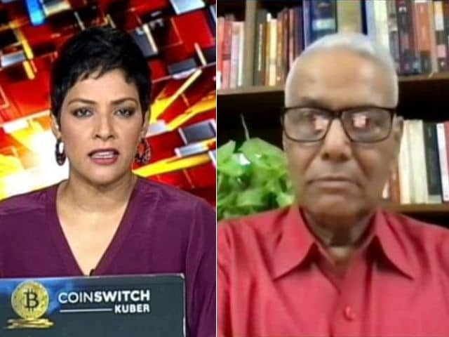 """Video : """"Government Robbing Citizens"""": Ex-Finance Minister Yashwant Sinha On Fuel Price Hike"""