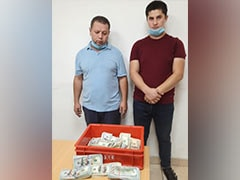 US Dollars Worth Rs 86 Lakh Recovered From 2 Foreigners At Delhi Airport
