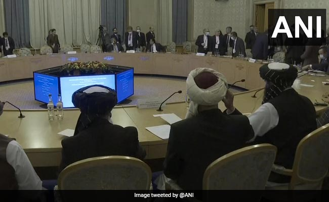 Indian Delegation Meets Taliban Team In Moscow
