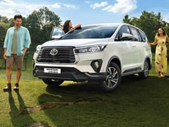 Toyota Innova Crysta Limited Edition Launched For The Festive Season