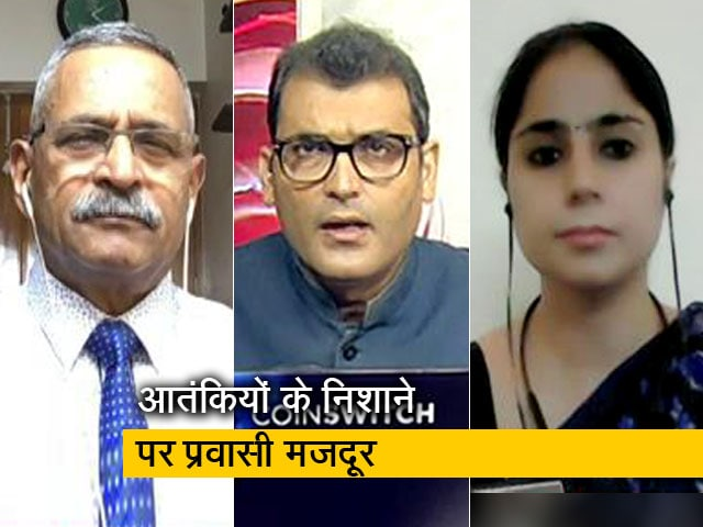 Video : सवाल इंडिया का : कश्मीर में नया संकट, क्या आतंकियों ने बदला चेहरा?