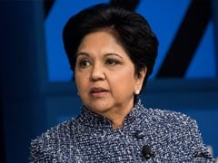 """""""Never, Ever, Ever Asked For A Raise,"""" Says Former Pepsi CEO Indra Nooyi"""