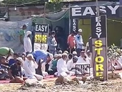 <i>Namaz</i> Disrupted In Gurgaon Again As Prayer Site Row Refuses To Go Away